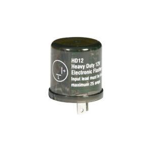 Tridon Electro Mechanical Flasher HD12 fits Chrysler Galant 1.3, 1.4, 1.5, 1.6