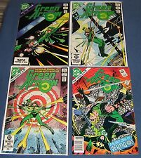 4 Issues Of Complete Set Of Green Arrow #1-4 Limited Series NM 1983