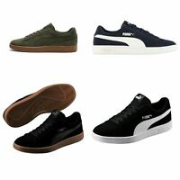 Puma Smash V2 Suede Trainers Mens Shoes Sneakers Athleisure Footwear