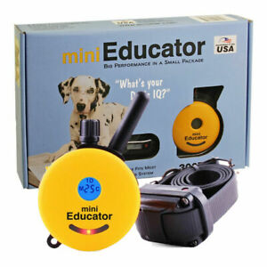E-Collar Technologies Educator Mini Dog Training Collar 1/2 Mile Range ET-300