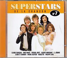 CD ALBUM CLAUDE FRANCOIS MIKE BRANT JUVET C.JEROME DELPECH NICOLETTA LAVIL