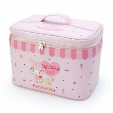 My Melody PU Makeup Bag cartoon Bags Make Up Box Case zip girls gift