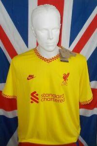 Liverpool LFC Official SS 3rd Third Shirt 2021/22 #97 (XXL) BNWT