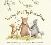 Youre All My Favorites by Sam McBratney