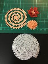 D024 Flower Stamen Cutting Die for Sizzix Spellbinders Etc. Machine