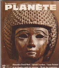 Nouveau Planète - Numéro 12 - 11/1969 - Nicolas morel, Gourmelin...