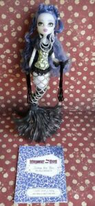 Monster High Sirena Von Boo Freaky Fusions Hybrids