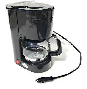 XL 24V Kaffeemaschine 6 Tassen Coffee 300 W LKW Boot Kaffee Maschine 24 Volt