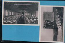 12 Privat Foto der Schule, Ordensburg Vogelsang Urtalsperre Speisesaal  WK2 WW2