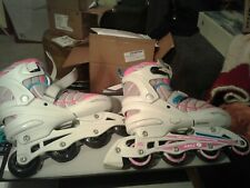 Dbx Equinoxadjustable Skate Set Girls 5-8 L Skates Only