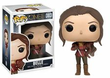 Funko Pop TV Once Upon A Time - Belle - Vinyl Action Figure Collectible Toy 383