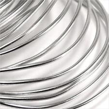Fil en Aluminium Epaisseur 2mm – 2 Mètres Argenté