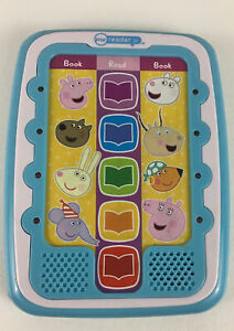 Me Reader Jr Peppa Pig  Electronic Interactive Toy Pi Kids Replacement Reader