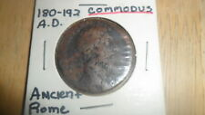 COMMODUS  - SESTERTIUS - 180 - 192 AD.  WELL USED 30 MM