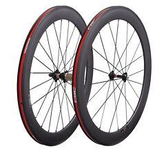 Carbon Wheel with Novatec A271Sb F372Sb Hub 700C 50mm Depth Road Bicycle Wheels