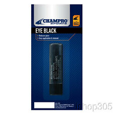 Champro Baseball Softball Football Eye Black - No Glare Stick A026