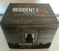 Resident Evil Biohazard 7 Collector's Edition PS4 packaging only no items