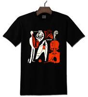 Norman Granz Jazz Black T-shirt S - 2XL