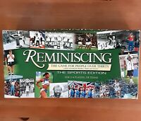 REMINISCING - THE GAME FOR PEOPLE OVER THIRTY - SPORTS EDITION