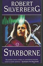 Starborne.Robert SILVERBERG.Harper Collins Publishers UK  SF27A