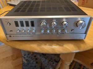 JVC 4VN-990 4 Channel Quadraphonic Integrated Amplifier Made in Japan 1970's