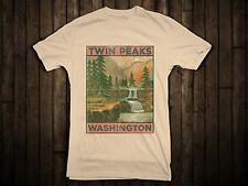 Twin Peaks. Limited Edition. 90s Cult Vintage Movies TV (shirt/tshirts)