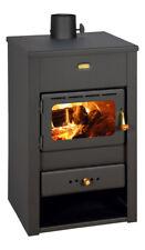 Combustion du bois poêle brûleur Foyer solide CARBURANT multi cheminée 10 kw
