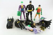 DC Comics Batman Super Powers Movie Kenner Lot Joker Henchman