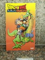 Dragon Ball Z Yamcha Card + Magnet Dragonball Super NYCC 2018 Viz Manga Dbz Book