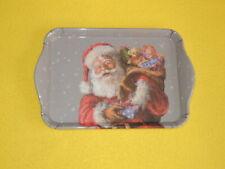 Ambiente 1x Tablett Weihnachtsmann Geschenke 13 x 21 trays Weihnachten santa gif