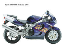 Fairing For 1998-1999 Honda CBR900RR 919 Blue Fairings Kit Bodywork ABS Plastic