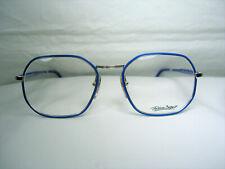 Jacques Bogart eyeglasses hexagonal women's, men's, Nos, hyper vintage, unique