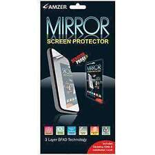 AMZER Mirror Screen Protector with Cleaning Cloth for Samsung Behold T919