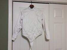 Absolute Fencing Unisex Jacket 38 Padded Back-Zip Very Protective 21013 Size 38