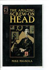 The Amazing Screw-On Head Mike Mignola Hellboy