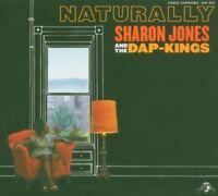 SHARON JONES & THE DAP KINGS - NATURALLY  CD NEU
