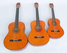 Guitares classiques marron