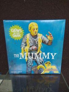 "Aurora ""The Mummy"" Square Glow Box Model Kit Sealed ORIGINAL NOT A REISSUE"