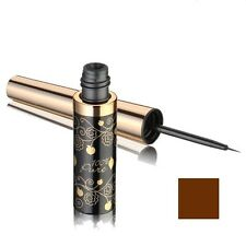 100% PURE Long Last Liquid Eyeliner Dark Chocolate Brown-Black eye makeup