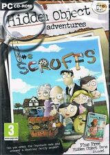The Scruffs Game (PC-CD) BRAND NEW SEALED ENGLISH VERSION