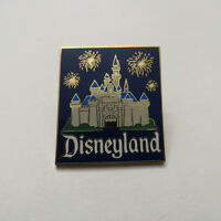 Disney DL 1998 Attraction Series Sleeping Beauty Castle & Fireworks Pin