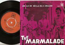 THE MARMALADE OB-LI-DI OB-LA-DA & CHAINS NORWAY 45+PS 1968 MOD PSYCH THE BEATLES