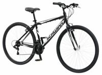 Mens Hybrid Bicycle Urban City Commuter Bike Road Path Comfortable Padded Seat
