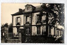BARC (27) MAIRIE & ECOLE , Cliché période 1950
