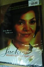 JACKIE BOUVIER KENNEDY ONASSIS 100% OFFICIAL ALL REGION DVD movie ORIGINAL