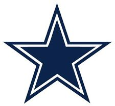 "Dallas Cowboys Star HUGE Wall Decal Sticker 26"" x 24"""