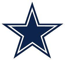 """Dallas Cowboys Star HUGE Wall Decal Sticker 26"""" x 24"""""""