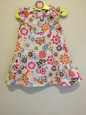 New Lovely Baby Girl Summer Dress Size : 000 (3-6M)