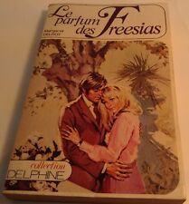 Book in French LE PARFUM DES FREESIAS Livre en Francais COLLECTION DELPHINE