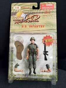 The Ultimate Soldier XD U.S. Infantry 1:18 -NIB
